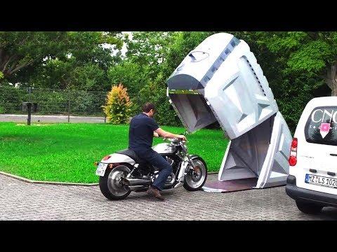 AMAZING TRANSFORMING PARKING GARAGES Trending Videos on VIRAL CHOP VIDEOS
