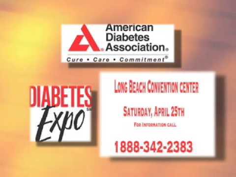 American Diabetes Association 3rd Annual Diabetes Expo - Los Angeles