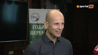 Йорданов: Лудогорец - ЦСКА е много тежък мач за водене, но нищо не може да се сравни с Левски - ЦСКА