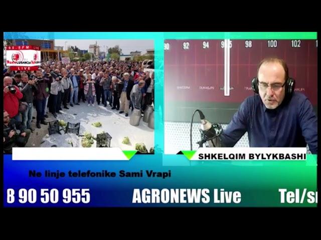 Interviste me fermerin Sami Vrapi dhe grumbulluesin Avni Sula per skemen e qumeshtit