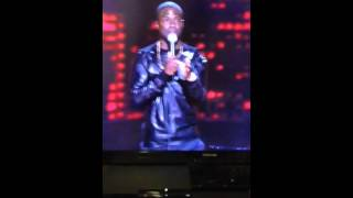 Kevin Hart: Let Me Explain- Frantic to calm
