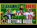 San Francisco 49ers vs Seattle Seahawks Predictions and Odds  NFL Picks for Week 17