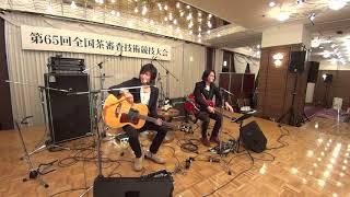 ウエノコウジ ミニライブ『大阪新阪急ホテル』にて.