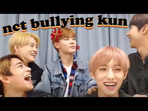 nct bullying kun