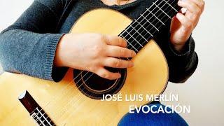 Evocación by José Luis Merlín