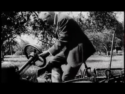 Henry Ford Footage