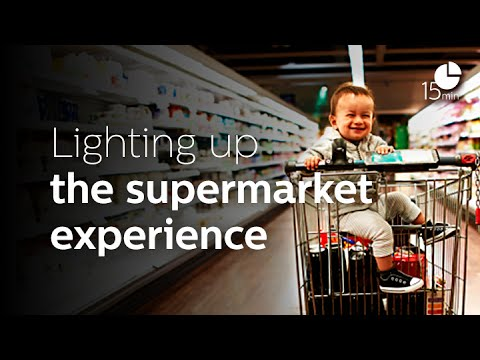 Lighting up the supermarket experience (Part 1)