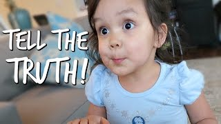 TELL MOMMY THE TRUTH! - April 18, 2017 -  ItsJudysLife Vlogs