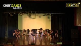 Bedardi Raja + Baba - Shiamak Confidance Show - Delhi 2013