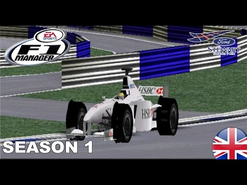 F1 Manager - Stewart GP - Season 1 - British GP