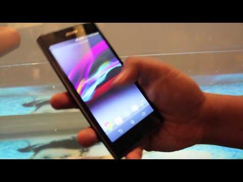 Pandang Pertama : Sony Xperia Z1