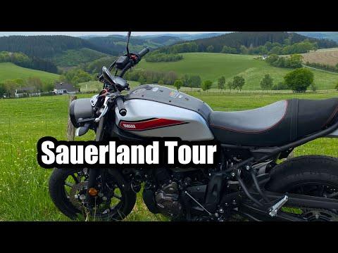 motorradtour-duch-das-sauerland-|-motovlog-|-yamaha-xsr700