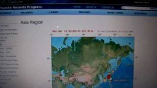 4-11-2011 Seismic Watch: Japan, California, Alaska, VERY ACTIVE