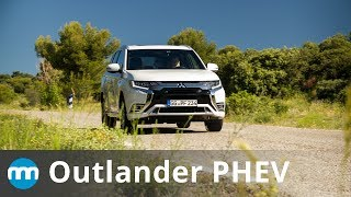 2019 Mitsubishi Outlander PHEV Review - New Motoring