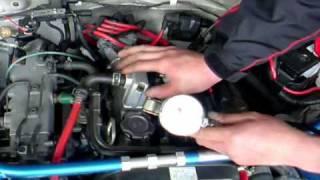 F6A DOHC の圧縮点検.wmv