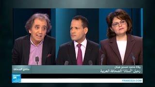 """وفاة محمد حسنين هيكل.. رحيل """"أستاذ"""" الصحافة العربية"""