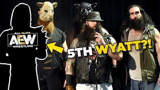 How This AEW Star Was Nearly A Wyatt Family Member