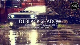 سلطان العماني - زمانك راح - Remix By DJ BLACK SHADOW