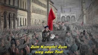 Arbeiter Marseillaise - Worker's Marseillaise (German socialist song)