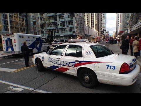 CBC building in Toronto evacuated