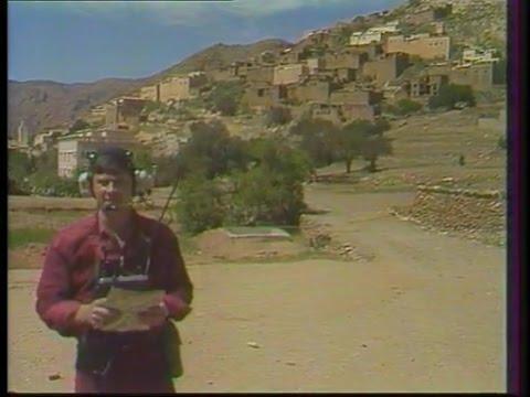 La Chasse au trésor - Tafraoute (Maroc)