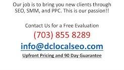 SEO Service Company Washington DC ✪ ✪