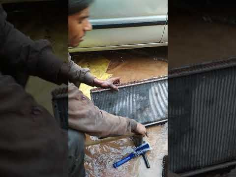 How to clean your car radiator part - 1, || latest updates- 2018