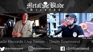 Metal Blade Live Series w/ Devin Townsend