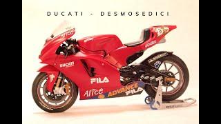 Ducati Desmosedici - Tamiya 1/12 scale