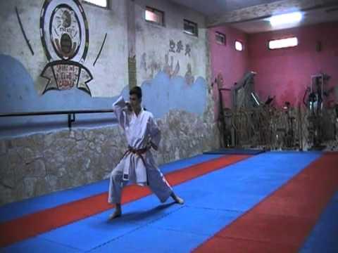Campinato Europeo 11 Open Karate - Bortone Alessandro