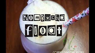 Gambar cover APPLE PIE KOMBUCHA FLOAT!! VEGAN and NON-VEGAN DELIGHTS