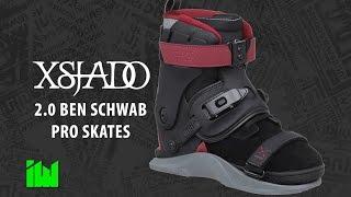 Xsjado 2.0 Ben Schwab Pro Aggressive Skates