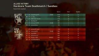 Call of Duty®: WWII SANDBOX 34-6