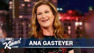 Ana Gasteyer on Schweddy Balls, Santa Claus & The Masked Singer