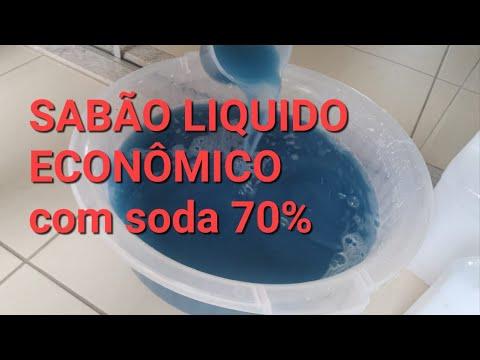 15 litros de sabão liquido super econômico, com apenas 500ml  de óleo e a com soda 70%   Bao quát những tài liệu về 500ml đúng nhất