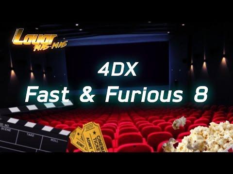 Review Fast & Furious 8 di 4DX CGV Cinemas - Layar Mas-mas Episode 20