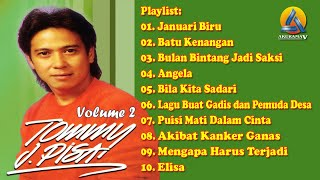 Download Lagu Tommy J Pisa - The Best Of Tommy J Pisa - Volume 2 (Official Audio) mp3