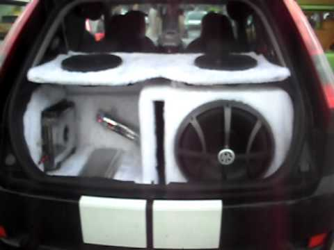 ford fiesta audio tuning 1 2 3 4 don omar ford fiesta. Black Bedroom Furniture Sets. Home Design Ideas
