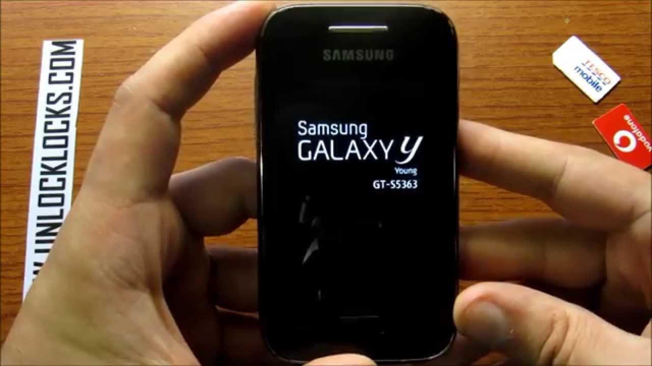 Bruni screen protector for samsung galaxy y (gt-s5363) protector.