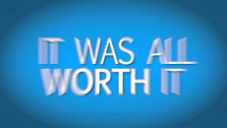 Repeat youtube video Timeflies - Worth It (Lyric Video)