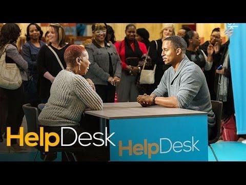 Iyanla's Advice for This Newly Single Man | Help Desk | Oprah Winfrey Network