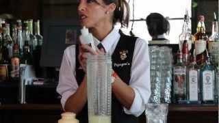 Tujague's Ramos Gin Fizz Cocktail Recipe