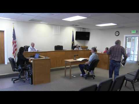 Lake County Commissioners meeting 5-18-2016