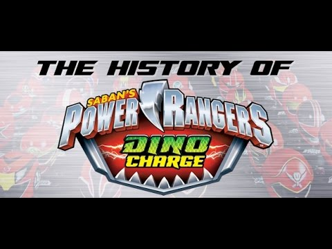 Download Power Rangers Dino Charge, Part 1 - History of Power Rangers