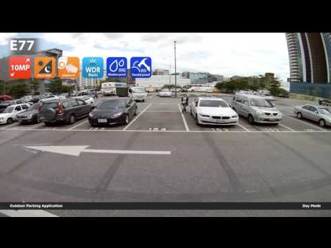 E77 Outdoor Parking installation in Taiwan   Day time View   YouTube 720p