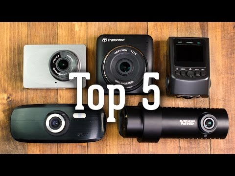 Top 5 Dash Cameras for 2016 - May Edition