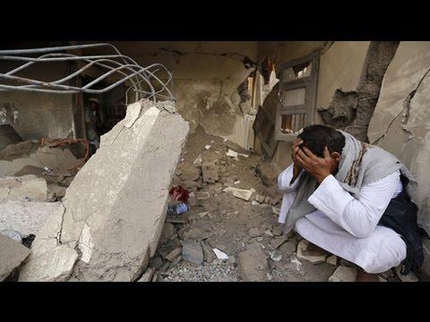10,000 killed in Yemen civil war – UN report