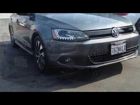 2013 Volkswagen Jetta Hybrid SEL in Long Beach, CA 90807