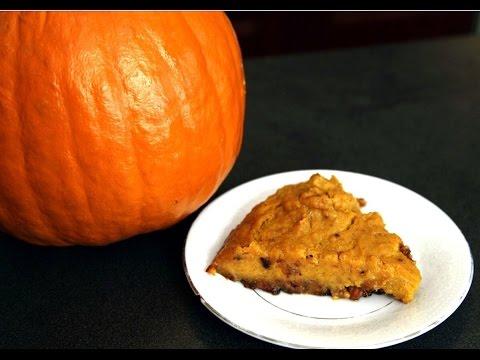 In The Kitchen with Caitlin: 3rd Try Pumpkin Pie w/ David Parkinson