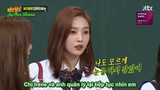 [Vietsub] Knowing Brothers @ Joy can control her dream